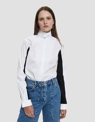 Aalto Paneled Sleeve Shirt