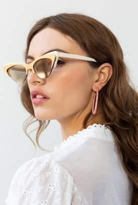 CLYDE Bonnie Layer Cake Sunglasses