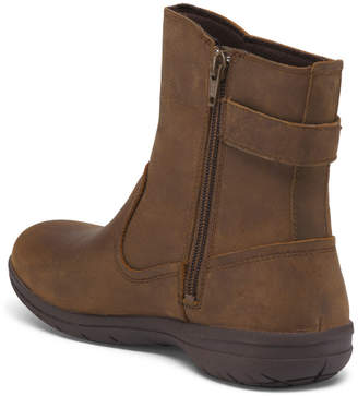 Waterproof Full Grain Leather All Weather Boots