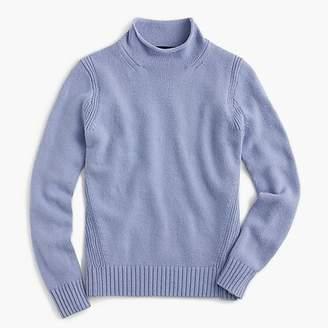 J.Crew Women's 1999 funnelneck sweater in merino wool