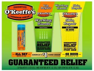 O O'Keeffe's Holiday Gift Pack Hand And Body Lotion - 6.25oz