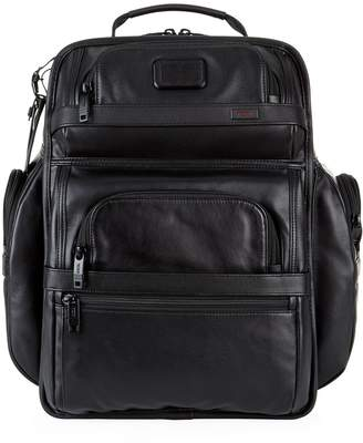 Tumi Alpha 2 T-Pass& Business Class Leather Backpack