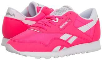 Reebok Classic Nylon Brights Women's Classic Shoes