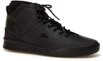 Lacoste Men's Explorateur Classic Mid Leather Sneakers