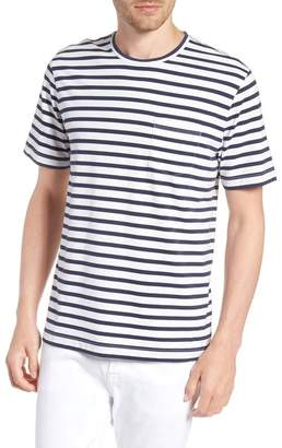 1901 Stripe Pocket T-Shirt