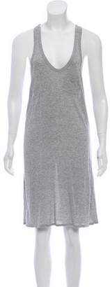 Alexander Wang Sleeveless Racerback Dress
