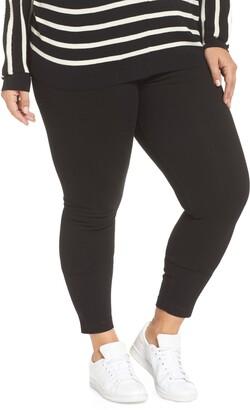 Lysse High Rise Stretch Denim Leggings