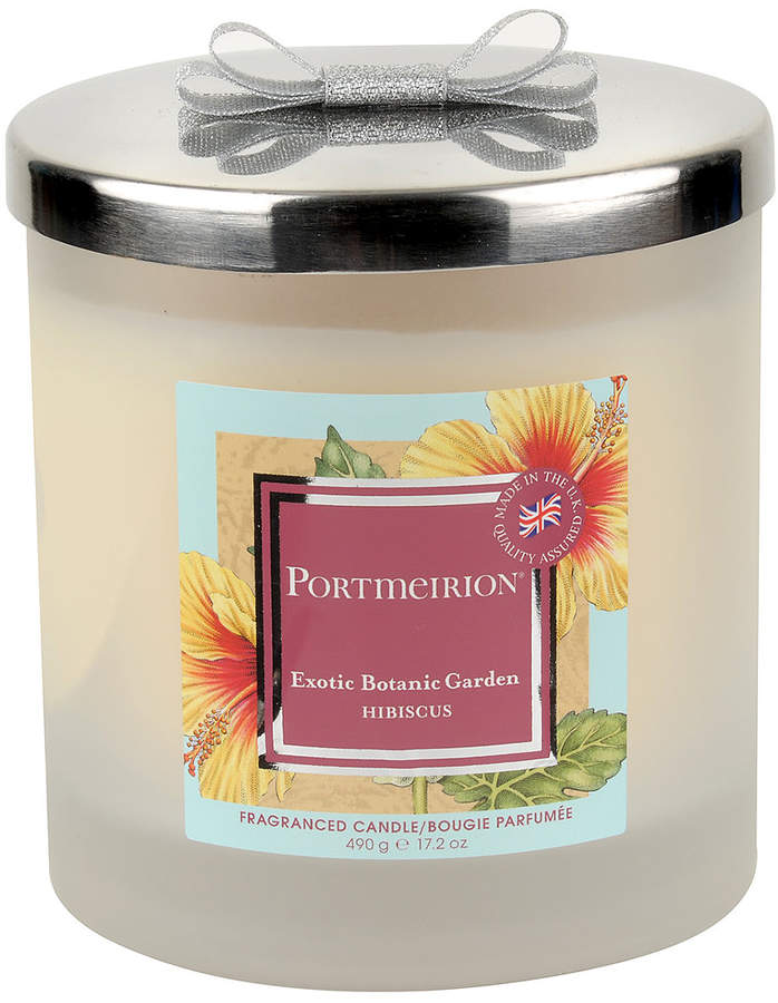 Exotic Botanic Garden 'Hibiscus' Two-Wick Candle