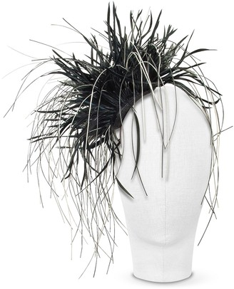 Nana Nana' Alicia - Black Feather Headdress