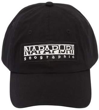 Napapijri Logo Patch Twill Baseball Hat