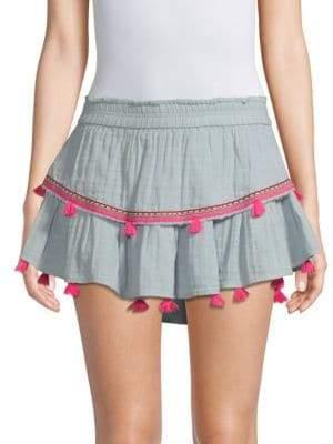 Generation Love Delia Tassels Mini Skirt