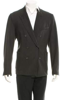 Lanvin Double-Breasted Wool Blazer w/ Tags