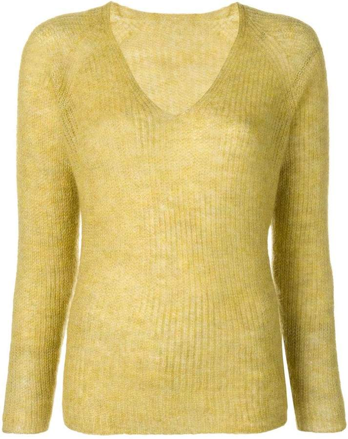 Noel v-neck sweater
