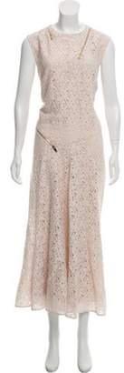 Stella McCartney Lace Maxi Dress gold Lace Maxi Dress
