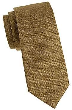 Corneliani Men's Solid Silk Tie