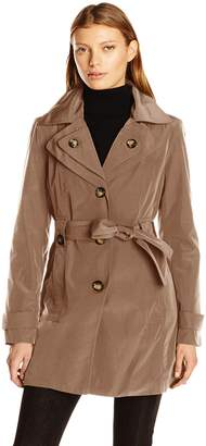 522a19a84 London Fog Brown Coats for Women - ShopStyle Canada