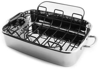 Berghoff Stainless Steel Roaster Pan w/ Rack