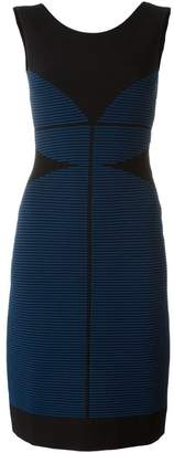 Fendi fitted knit dress