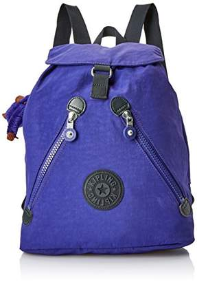 Kipling (キプリング) - [キプリング]Amazon公式 正規品 FUNDAMENTAL リュック Summer Purple