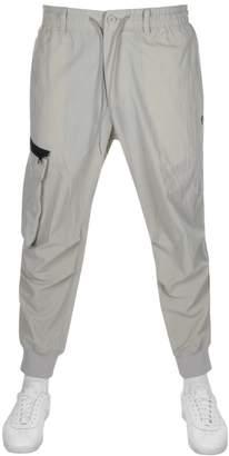 Y3 Twill Cargo Trousers Beige