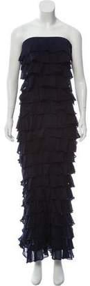Minnie Rose Tiered Maxi Dress