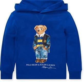 Ralph Lauren Polo Bear Hooded T-Shirt