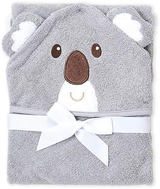 Luvable Friends Newborn/Infants) Koala Hooded Towel