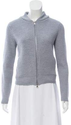 Rebecca Taylor Knit Long Sleeve Sweater