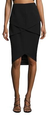 Hero Knee Length Skirt $120 thestylecure.com