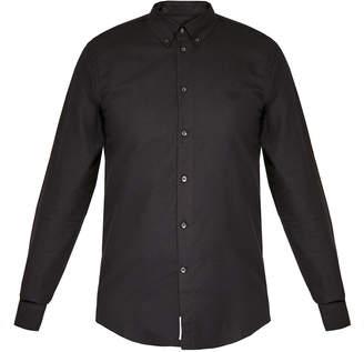 Wood Wood Timothy Oxford Black Button Down Shirt