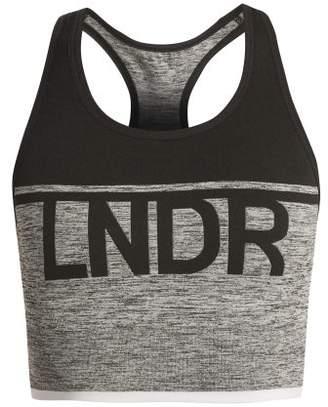 Lndr - A Team Sports Bra - Womens - Grey Multi