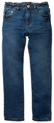 Boden Mini Boys' Slim Fit Jeans, Blue