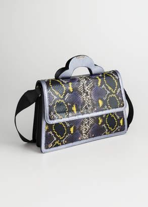 And other stories Deco Shoulder Bag