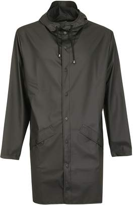 Rains Button-up Raincoat