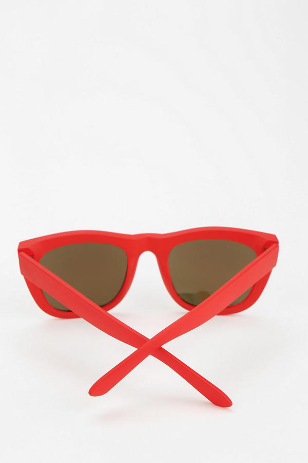 Urban Outfitters Bloodred Sunglasses