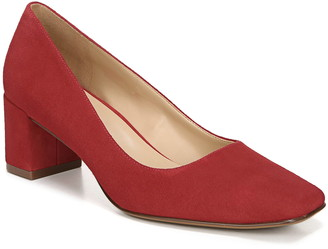 Naturalizer Karina Square Toe Pump