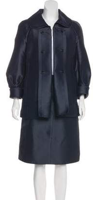 Marc Jacobs Woven Skirt Suit w/ Tags