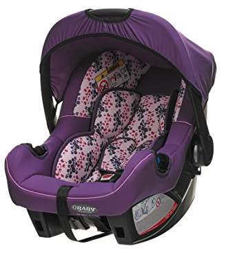 O Baby Obaby Zeal Group 0+ Infant Car Seat - Little Cutie