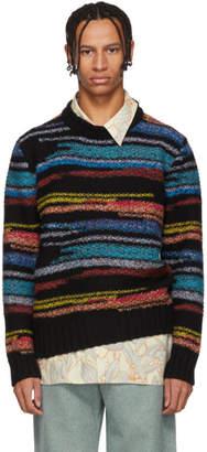Missoni Multicolor Wool Sweater