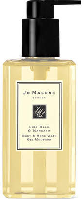 Jo Malone Lime Basil & Mandarin Body & Hand Wash, 250ml - Colorless