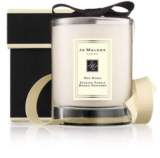 Jo Malone TM) Red Roses Travel Candle