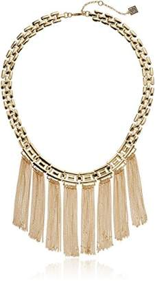 Laundry by Shelli Segal Tassel Collar Necklace