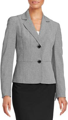 Kasper Suits Seamed Blazer
