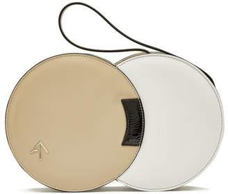 Atelier Manu Twist Leather Shoulder Bag