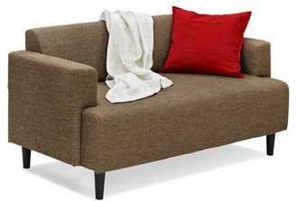 Furinno Simply Home Modern Fabric Sofa Bed