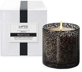 Lafco Inc. Boudoir Myrrh Cassis Glass Candle/16 oz.