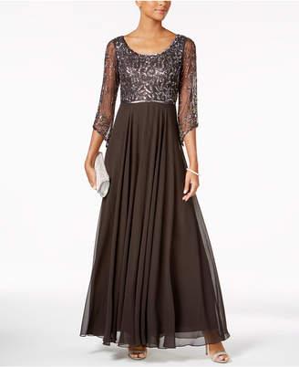 J Kara Embellished Gown $269 thestylecure.com