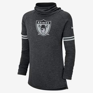 Nike NFL Raiders) Women's Long Sleeve Top