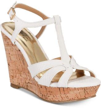 Thalia Sodi Valerrina Platform Wedge Sandals