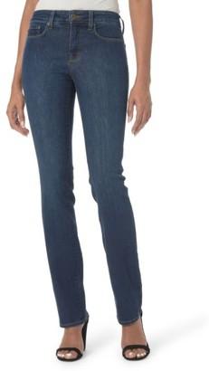 Women's Nydj Alina Stretch Skinny Jeans $109 thestylecure.com